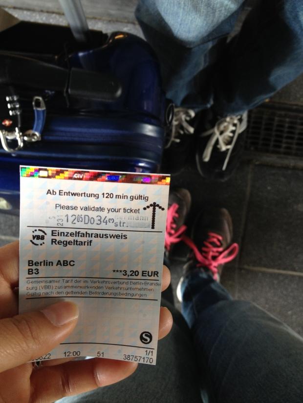 Day Twenty Two: Midday S+UHermannstr./Silbersteinstr
